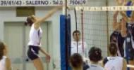 """Salerno è """"Indomita"""" ma la Normanni Aversa capolista non fa sconti (3-1)"""