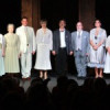 """Replica con dedica al Teatro Genovesi per """"Il berretto a sonagli"""""""