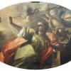 Nel castello normanno di Caggiano si presenta il restauro dei dipinti di S. Maria dei Greci