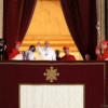Il primo giorno di Papa Francesco