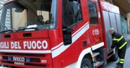 Oliveto Citra, non ammesso agli esami di maturità incendia la scuola