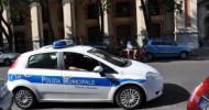 Blitz della Polizia Municipale contro i bivacchi in città