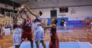 """Quadrangolare """"Trofeo Gavagnin"""", Napoli a canestro sulla Carpedil Salerno"""