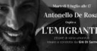 """Antonello De Rosa e Scena Teatro, da Radio Italia Anni 60 ad Aspettando i Barbuti: venerdì 12 e sabato 13 con """"Ammazali"""""""