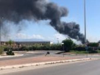Incendi Stir, il Codacons Campania chiede l'intervento dell'esercito