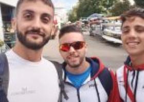 Chiudono tutti in semifinale i canoisti dell'Irno nel Campionato Italiano Velocità all'Idroscalo di Milano