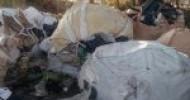 Abbandono di rifiuti: sequestrata un'area di 3000 metri quadrati a Scavate Case Rosse