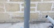 Roccapiemonte, rubano i cavi dei nuovi impianti elettrici. Lo sfogo del sindaco