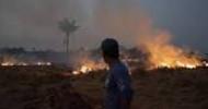 Allarme incendi a Montecorvino Pugliano