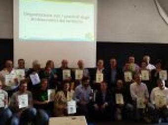 Legambiente premia gli Ambasciatori del territorio campani