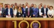 """Il Gal """"Terra E' Vita"""" celebra l'ingresso come nuovo socio di Confindustria Salerno."""
