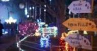 Grande successo per il Villaggio di Babbo Natale a Fisciano