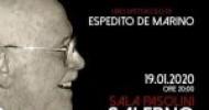 """Concerto """"In ricordo di Roberto Murolo"""": Espedito De Marino celebra il grande Chansonnier Roberto Murolo, sabato """"Sala Pasolini"""" ore 20 (video)"""