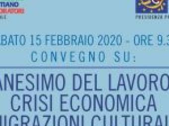 """""""L'umanesimo del lavoro"""", il convegno MCL Salerno (video)"""