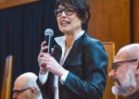 """Manuela Di Centa ai giovani di UnisaOrienta: """"più delle medaglie conta il percorso"""""""