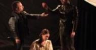 Le parole e le maschere al centro dell'Otello di Francesco Petti
