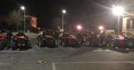Lotta al Covid 19: gli agricoltori mettono a disposizione i loro trattori per la sanificazione dei territori