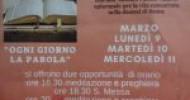 Quaresima 2020:esercizi spirituali presso la Parrocchia Immacolata di Salerno