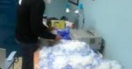 """""""Arrestiamo il virus"""", Rete Solidale consegna il kit igienico-sanitario per gli agenti penitenziari del casa circondariale di Fuorni in Salerno (video)"""