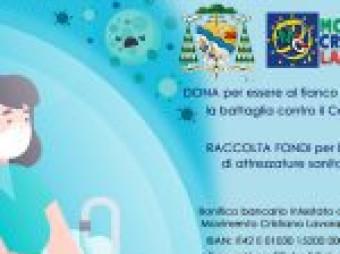 Mcl e Arcidiocesi: ogni aiuto è indispensabile, raccolta fondi per l'ospedale Da Procida di Salerno