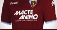 #Salernitana101, maglia celebrativa nel match dell'Arechi con il Pisa