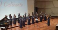 Calicanto di Salerno sul podio del premio internazionale Schola Cantorum