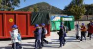 Conferimento rifiuti ingombranti, sabato chiusa l'isola ecologica di Fratte