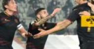 Di rigore e di testa, Vicenza-Salernitana termina 1 a 1