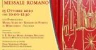 Presentata a Salerno la terza edizione del Messale Romano