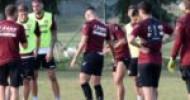 Salernitana-Reggiana 3-0 a tavolino, granata secondi