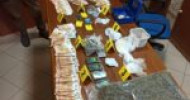 Scoperto a Nocera Inferiore il Supermarket della droga