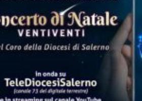 Coro della Diocesi: concerto di Natale in streaming ed in diretta su Tds sabato 19 dicembre