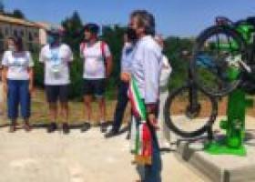 """Presentato in Campania """"Appennino Bike Tour 2021"""", la ciclovia più lunga d'Italia ad opera di Legambiente e Vivi Appennino"""