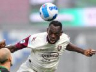"""""""Testata"""" di Berardi, Salernitana ko con il Sassuolo (1-0)"""