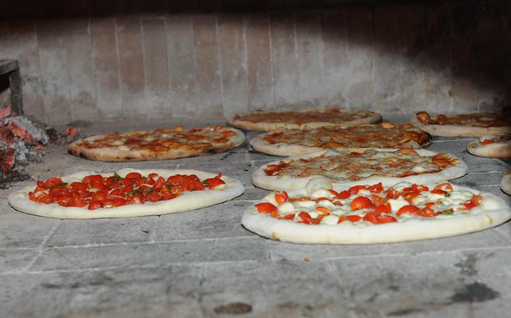 Prima mondiale alla Città della Pizza di Pontecagnano: la ...