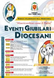 manifesto diocesano Giubileo