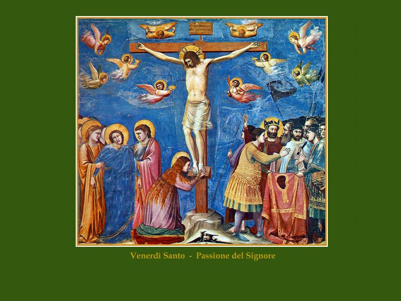 Celebrazione della passione e morte del Signore: in ...