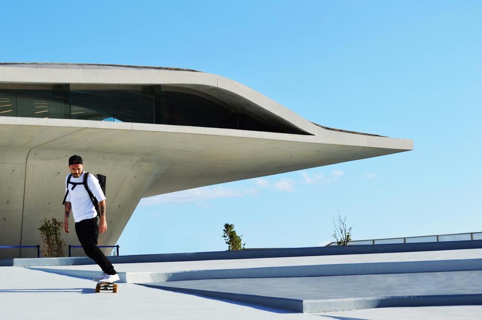 """Passaparola, #h703 SkatePark Salerno: """"scivoliamo"""" con ..."""